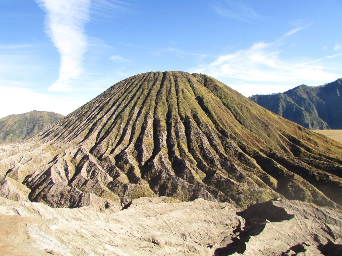 Mont Batok, Java, Indonésie