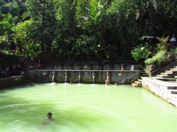 Banjar Hotsprings, Bali