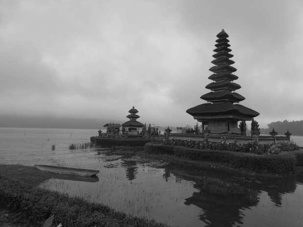 Danu Bratan lake, Bali