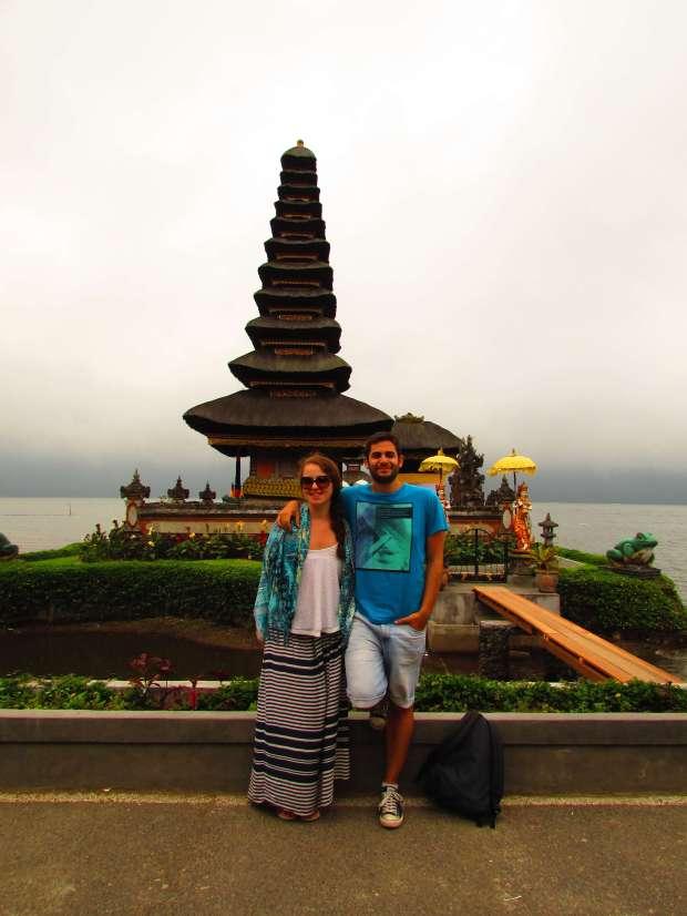 Temple Danu Bratan, Bali