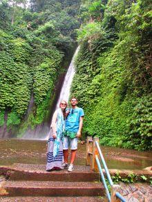 Cascade de Munduk, Bali