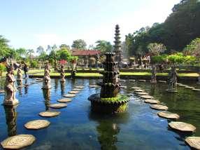 Tirta Gangga Water Palace, Bali