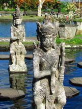 Palais de Tirta Gangga, Bali