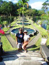 Fontaines, Tirta Gangga, Bali