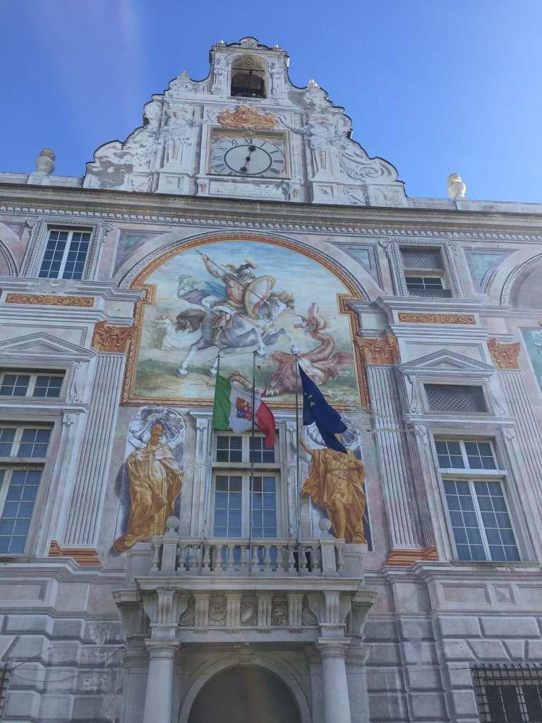 Genova, Italie
