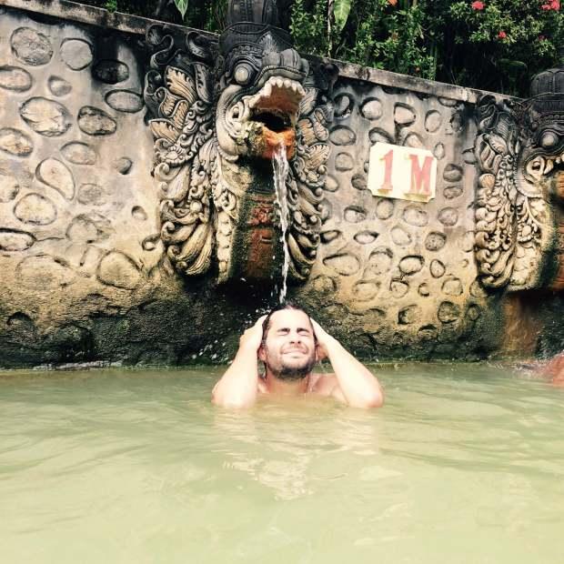 Hotsprings, Banjar, Bali
