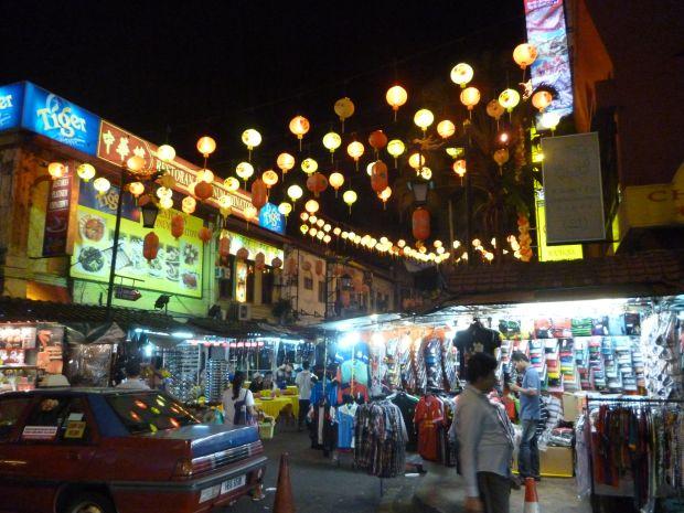 Quartier Chinois, Kuala Lumpur