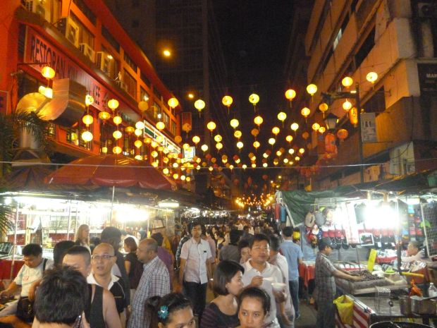 China Town, Kuala Lumpur