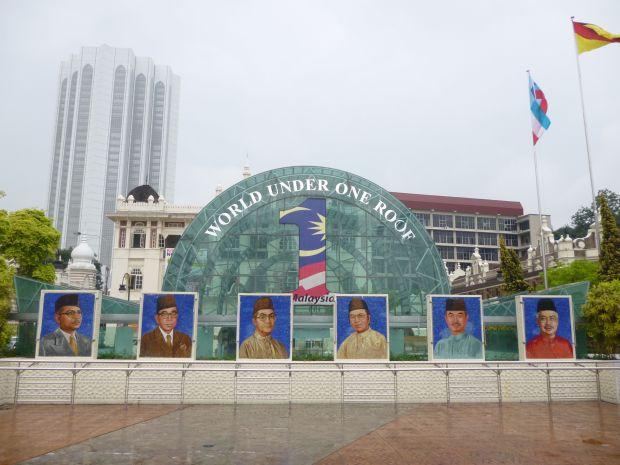 Place de l'indépendance, Kuala Lumpur