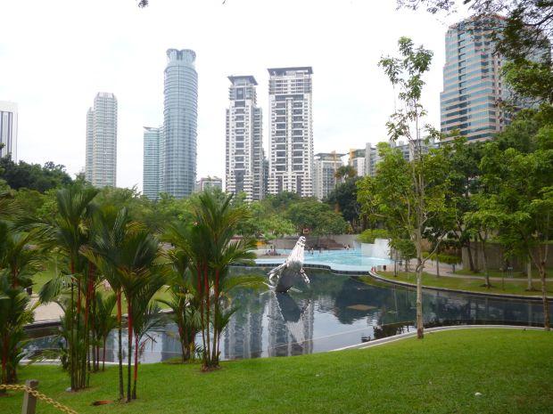 KLCC, Kuala Lumpur, Malaisie