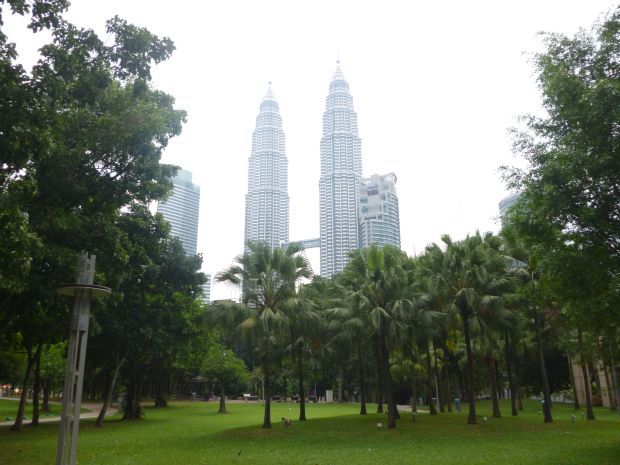 Parc KLCC, Kuala Lumpur, Malaisie