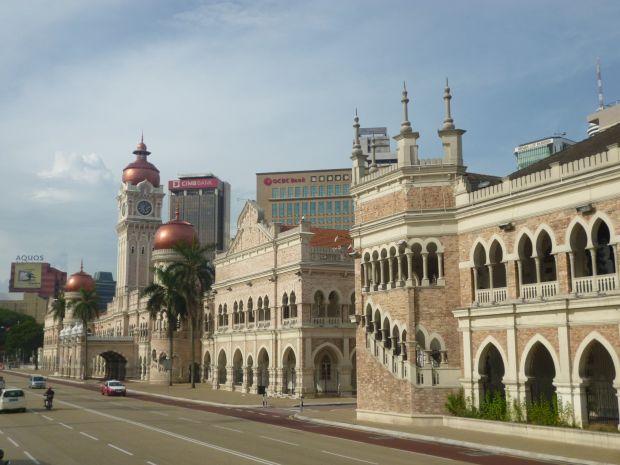 Musée du textile, Kuala Lumpur
