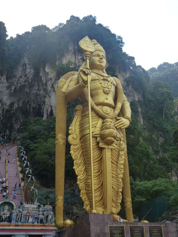 Statue, Batu Caves