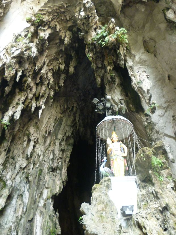 Intérieur Batu Caves, Kuala Lumpur