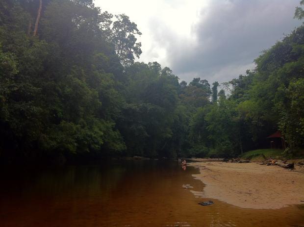 Lac, Taman Negara, Malaisie