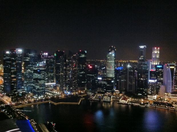 Rooftop, Singapour
