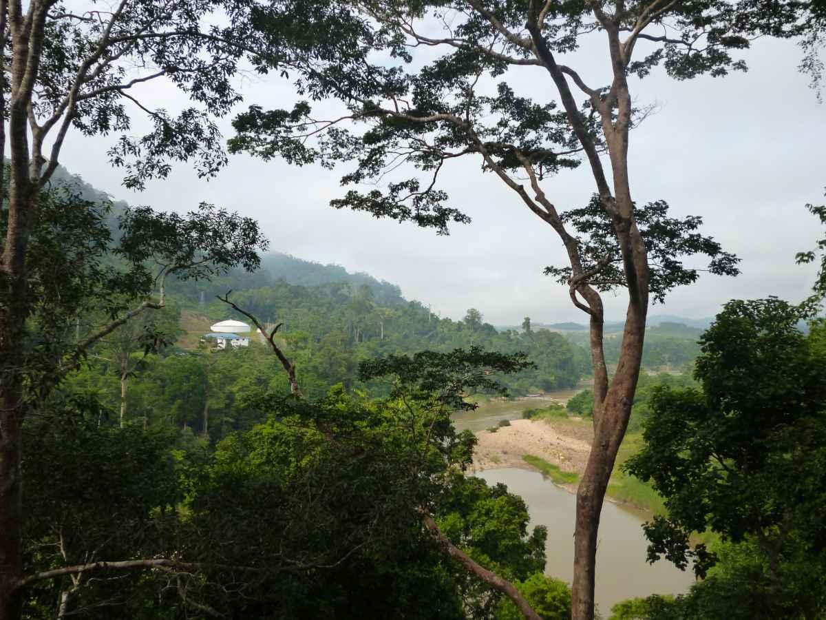 Parc Taman Negara, Malaisie