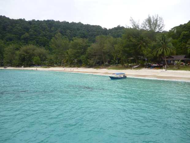 Plage Perhentian Island Resort, Malaisie