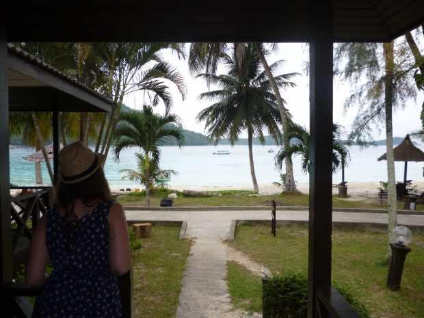 Beachfront Perhentian Island Resort, Malaisie