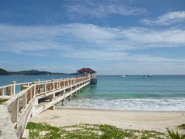 Jetty Perhentian Island Resort, Malaisie