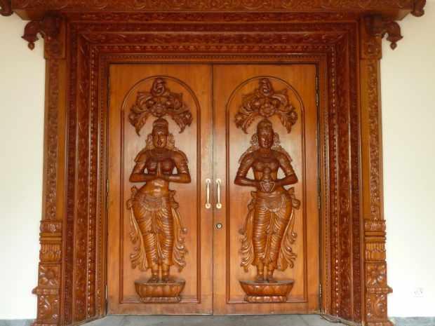 Door, Little India, Singapour