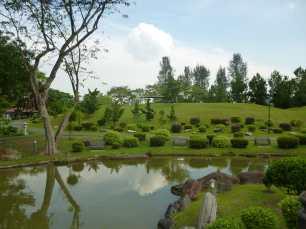 Bonsaï, Chinese Garden, Singapour