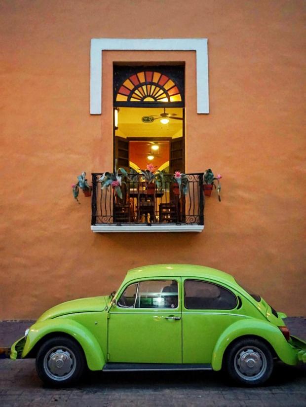 Couleurs vives, Valladolid, Mexique