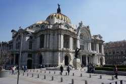 Théâtre Bellas Artes, Mexico