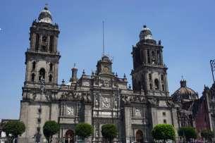 Cathédrale, Mexico