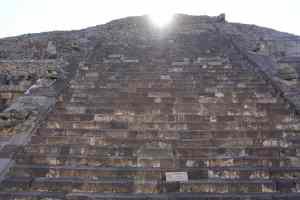 Citadelle, Teotihuacan, Mexique