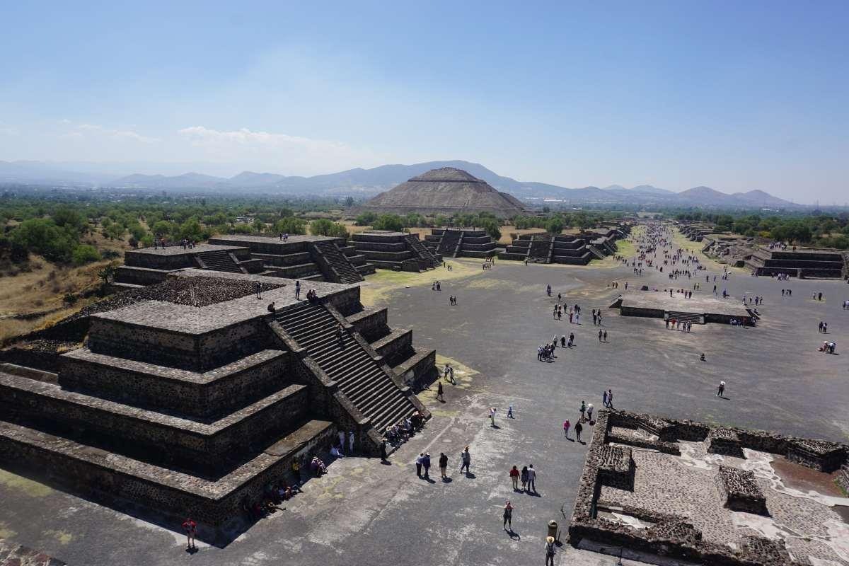 Circuit de 3 semaines au Mexique : de Mexico au Yucatan en passant par le Chiapas.