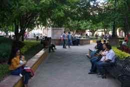 Place, Querétaro, Mexique