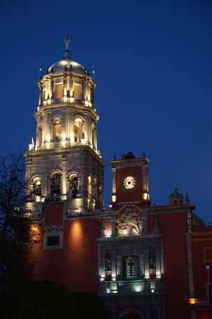 Plaza de armas, Querétaro, Mexique