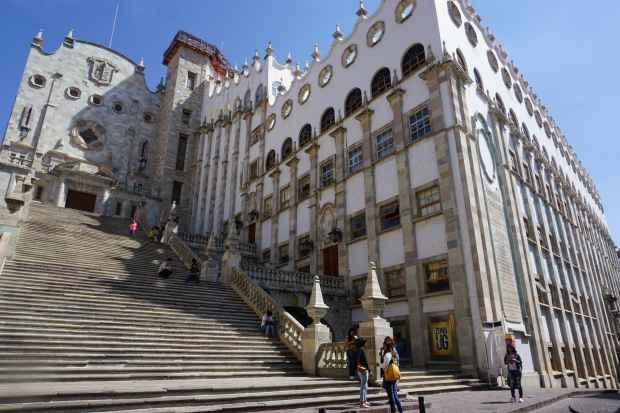 Centre historique, Guanajuato, Mexique