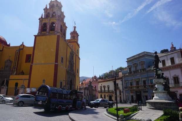 Basilique, Guanajuato, Mexique