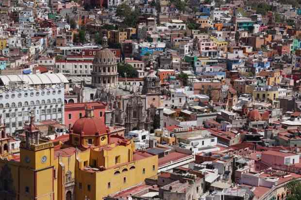 Mirador, Guanajuato, Mexique