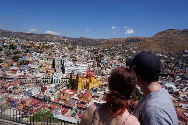 View Point, Guanajuato, Mexico