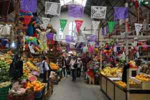 Marché Hidalgo, Guanajuato, Mexique