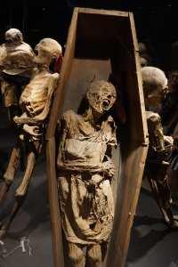 Museo de las momias, Guanajuato, Mexique