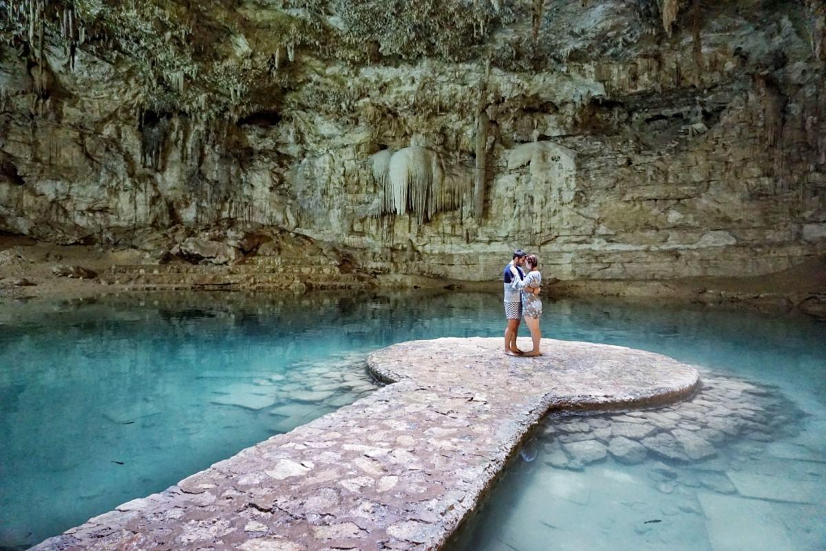 4 jours autour de Valladolid : Cenotes, Rio Lagartos, Chichen Itza et Izamal