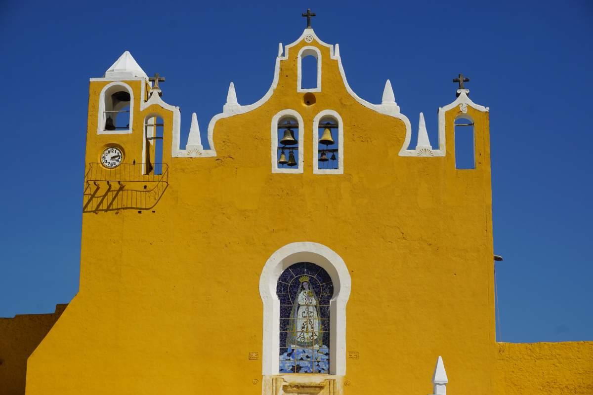 Couvent d'Izamal, Mexique
