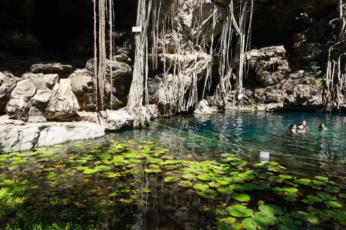 Cenote Xbatun, Mérida, Mexique
