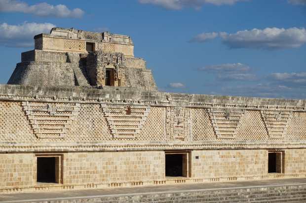 Site archéologique d'Uxmal, Mexique