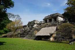 Ruines de Palenque, Mexique