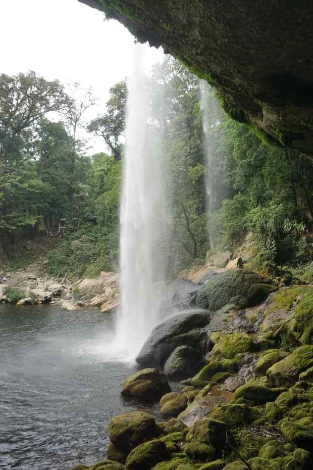 Misol-Ha, Chiapas, Mexico