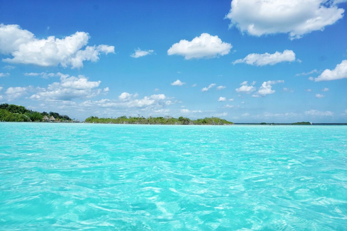 La lagune de Bacalar, le petit paradis Mexicain