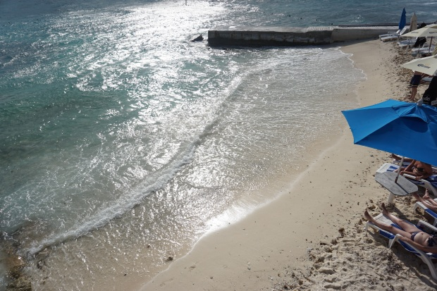 Plage privée, Isla mujeres, Mexique