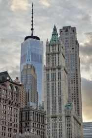 Buildings, New York