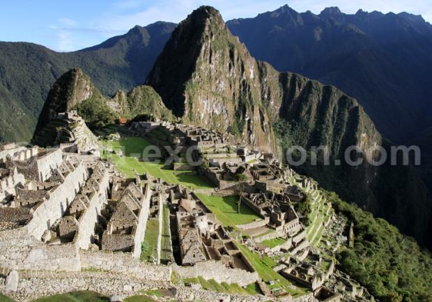 Vue sur le Machu Picchu, Pérou
